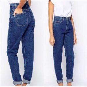 Vintage Levi's 550 High Waist MOM Jeans